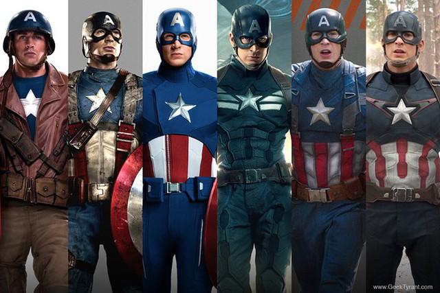 Captain America và 8 vai diễn nhân vật truyện tranh mà Chris Evans đã đảm nhận trên màn ảnh nhỏ - Ảnh 1.