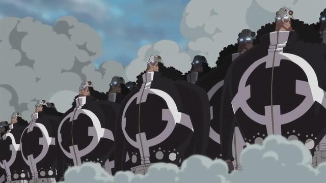 One Piece: Bên cạnh vũ khí cổ đại, Pacifista và 5 thứ cực kì nguy hiểm này cũng do con người tạo ra - Ảnh 1.