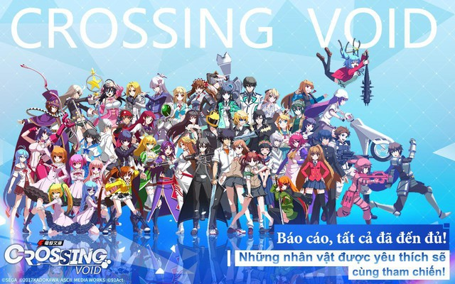 Top game mobile RPG phong cách anime, manga đáng chơi nhất hiện nay (P1) - Ảnh 2.