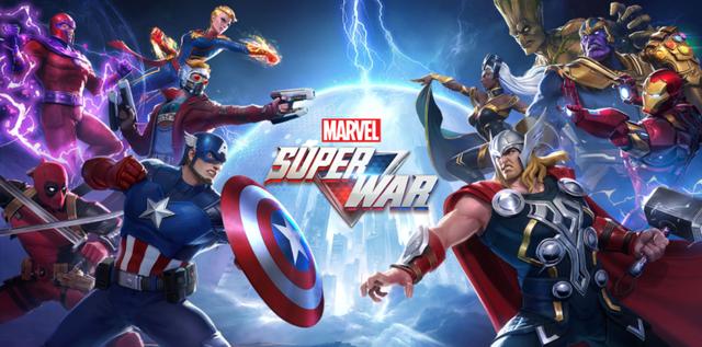Youtuber Liên Quân Mobile 3,7 triệu sub chơi MARVEL Super War: Cầm Thor đánh quá phê - Ảnh 1.