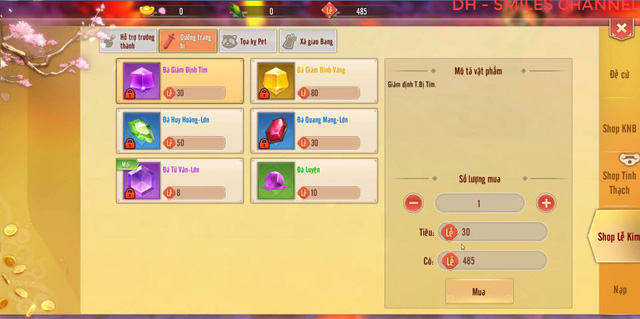 Mẹo farm set trang bị Tím full +6 không tốn 1 xu dành cho game thủ Thục Sơn Kỳ Hiệp Mobile - Ảnh 11.