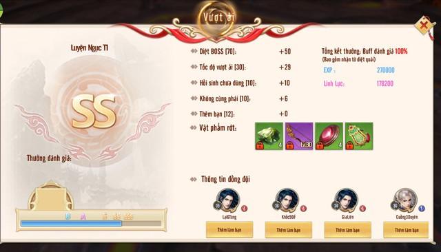 Mẹo farm set trang bị Tím full +6 không tốn 1 xu dành cho game thủ Thục Sơn Kỳ Hiệp Mobile - Ảnh 8.