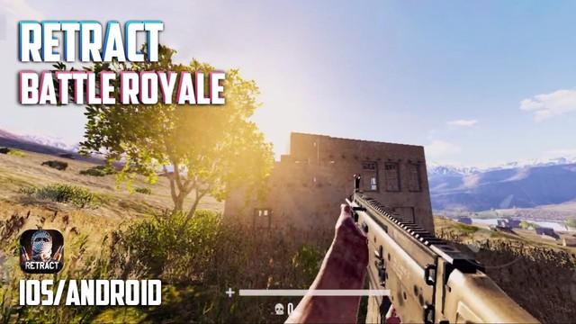 Retract: Battle Royale - Game sinh tồn mobile đồ họa siêu đẹp, vừa ra mắt đã hạ gục cả những game thủ khó tính nhất - Ảnh 1.