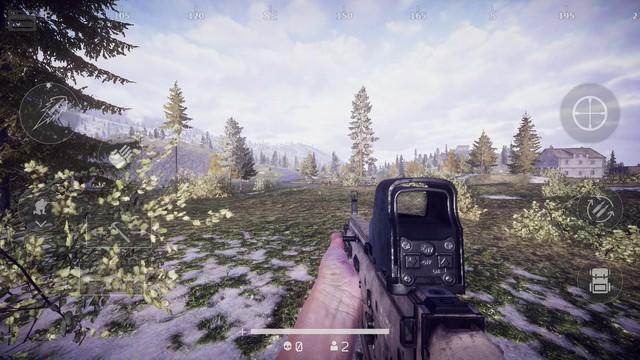 Retract: Battle Royale - Game sinh tồn mobile đồ họa siêu đẹp, vừa ra mắt đã hạ gục cả những game thủ khó tính nhất - Ảnh 3.