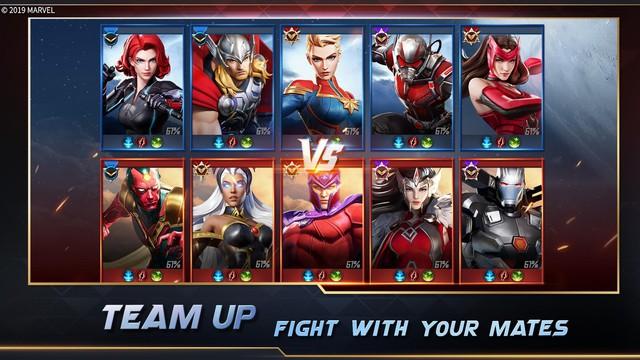 Hướng dẫn chi tiết cách tải MARVEL Super War cho cả máy iOS và Android - Ảnh 3.