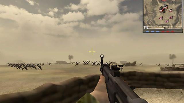 Không thèm làm game, studio Trung Quốc ngang nhiên ăn cắp trắng trợn Battlefield 1942 để lừa game thủ - Ảnh 1.