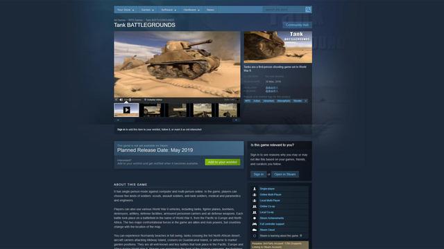 Không thèm làm game, studio Trung Quốc ngang nhiên ăn cắp trắng trợn Battlefield 1942 để lừa game thủ - Ảnh 2.