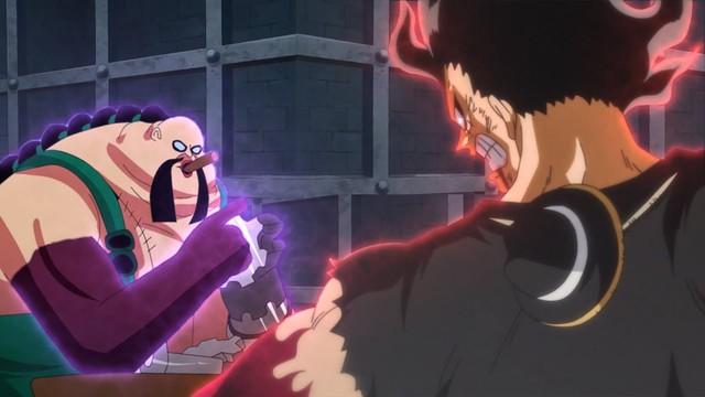 Spoiler One Piece 944: Luffy tấn công Queen Dịch Bệnh... Big Mom thì sắp phát điên - Ảnh 3.