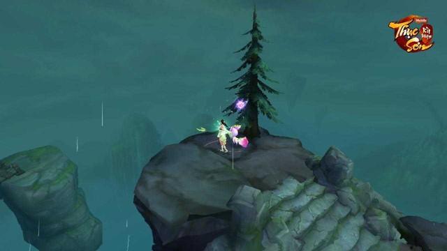 Bất ngờ phát hiện trong game kiếm hiệp có một… cái cây giống hệt địa danh nổi tiếng ở Đà Lạt - Ảnh 5.