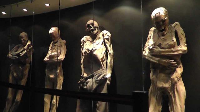 6 viện bảo tàng trưng bày những hiện vật kinh dị ngoài sức tưởng tượng - Ảnh 1.