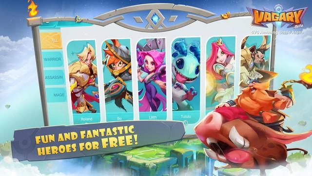 Loạt game mobile MOBA, sinh tồn mới được quan tâm nhất hiện nay (P1) - Ảnh 5.