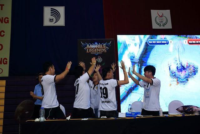 Mobile Legends: Bang Bang VNG được thi đấu tại Đại hội Thể thao sinh viên Đại học Đà Nẵng lần thứ XI – 2019 - Ảnh 5.