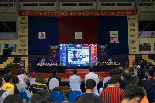 Mobile Legends: Bang Bang VNG được thi đấu tại Đại hội Thể thao sinh viên Đại học Đà Nẵng lần thứ XI – 2019 - Ảnh 7.