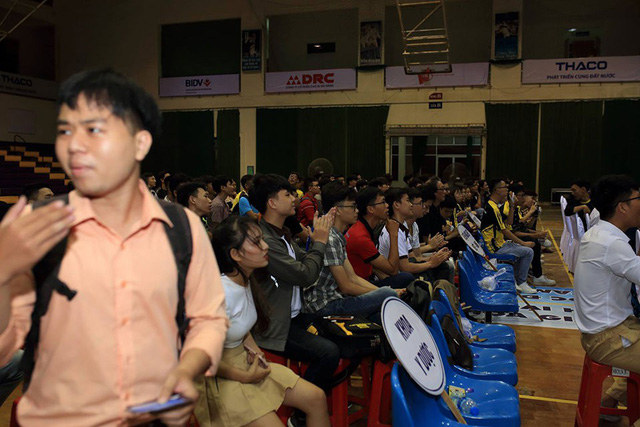 Mobile Legends: Bang Bang VNG được thi đấu tại Đại hội Thể thao sinh viên Đại học Đà Nẵng lần thứ XI – 2019 - Ảnh 8.