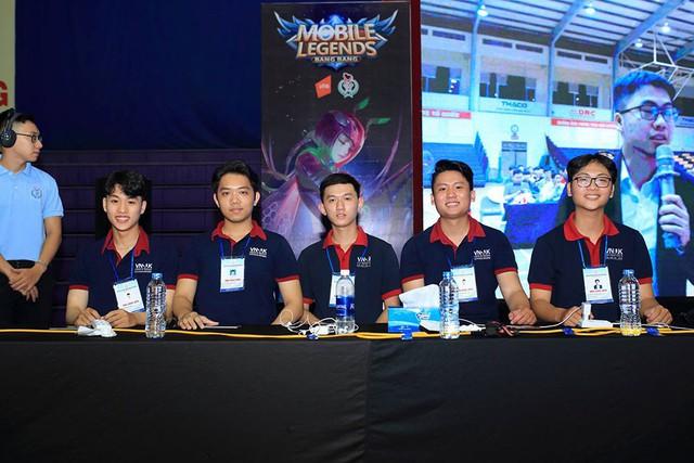 Mobile Legends: Bang Bang VNG được thi đấu tại Đại hội Thể thao sinh viên Đại học Đà Nẵng lần thứ XI – 2019 - Ảnh 10.