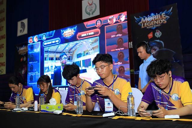 Mobile Legends: Bang Bang VNG được thi đấu tại Đại hội Thể thao sinh viên Đại học Đà Nẵng lần thứ XI – 2019 - Ảnh 3.