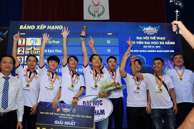 Mobile Legends: Bang Bang VNG được thi đấu tại Đại hội Thể thao sinh viên Đại học Đà Nẵng lần thứ XI – 2019 - Ảnh 11.