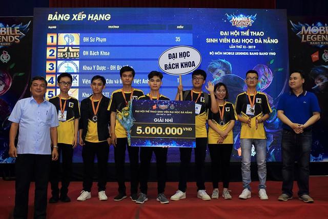 Mobile Legends: Bang Bang VNG được thi đấu tại Đại hội Thể thao sinh viên Đại học Đà Nẵng lần thứ XI – 2019 - Ảnh 12.