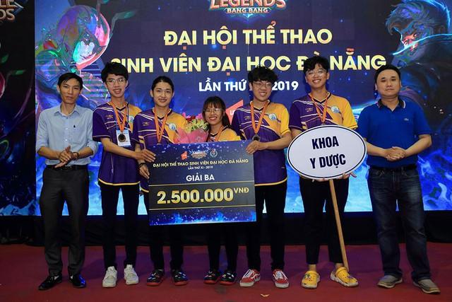 Mobile Legends: Bang Bang VNG được thi đấu tại Đại hội Thể thao sinh viên Đại học Đà Nẵng lần thứ XI – 2019 - Ảnh 13.
