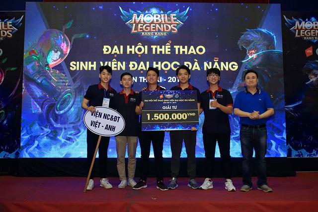 Mobile Legends: Bang Bang VNG được thi đấu tại Đại hội Thể thao sinh viên Đại học Đà Nẵng lần thứ XI – 2019 - Ảnh 14.