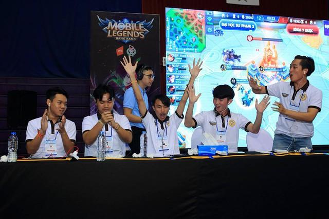 Mobile Legends: Bang Bang VNG được thi đấu tại Đại hội Thể thao sinh viên Đại học Đà Nẵng lần thứ XI – 2019 - Ảnh 15.
