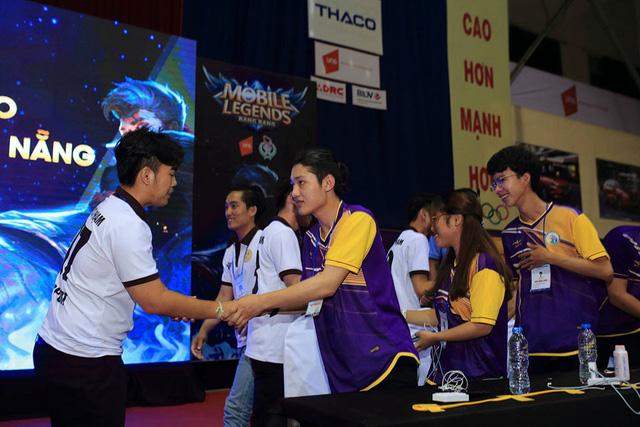 Mobile Legends: Bang Bang VNG được thi đấu tại Đại hội Thể thao sinh viên Đại học Đà Nẵng lần thứ XI – 2019 - Ảnh 16.