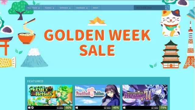 Steam giảm giá hàng trăm tựa game bom tấn đến từ Nhật Bản - Ảnh 1.