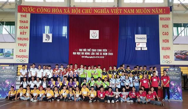 Mobile Legends: Bang Bang VNG được thi đấu tại Đại hội Thể thao sinh viên Đại học Đà Nẵng lần thứ XI – 2019 - Ảnh 2.