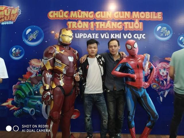 Lạc nhau giữa biển người dự offline Gun Gun Mobile: Không hổ danh cộng đồng nhiều trai xinh gái đẹp nhất Việt Nam - Ảnh 12.