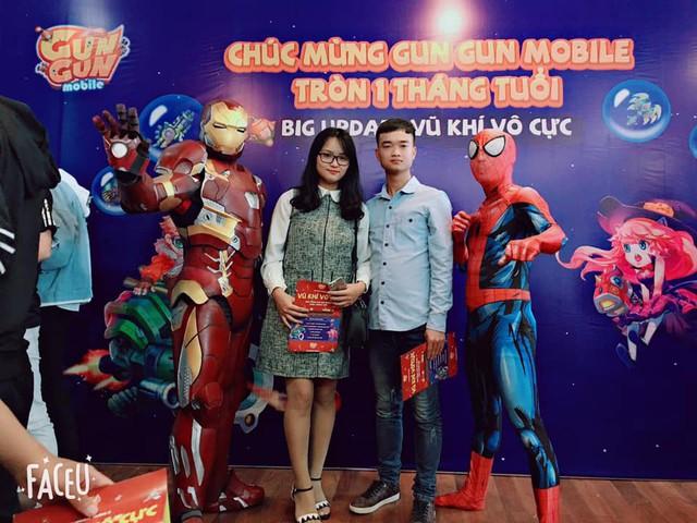 Lạc nhau giữa biển người dự offline Gun Gun Mobile: Không hổ danh cộng đồng nhiều trai xinh gái đẹp nhất Việt Nam - Ảnh 11.