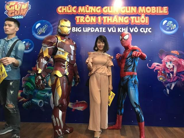 Lạc nhau giữa biển người dự offline Gun Gun Mobile: Không hổ danh cộng đồng nhiều trai xinh gái đẹp nhất Việt Nam - Ảnh 10.