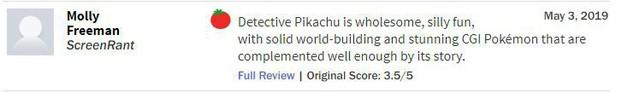 Phản ứng sớm về Thám tử Pikachu: Hài hước, mãn nhãn, phá vỡ lời nguyền cho dòng phim chuyển thể từ game - Ảnh 6.