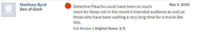 Phản ứng sớm về Thám tử Pikachu: Hài hước, mãn nhãn, phá vỡ lời nguyền cho dòng phim chuyển thể từ game - Ảnh 7.