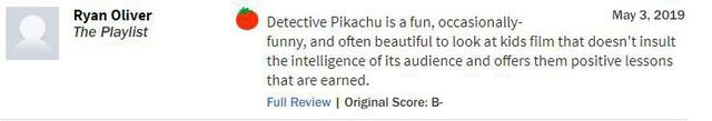 Phản ứng sớm về Thám tử Pikachu: Hài hước, mãn nhãn, phá vỡ lời nguyền cho dòng phim chuyển thể từ game - Ảnh 8.