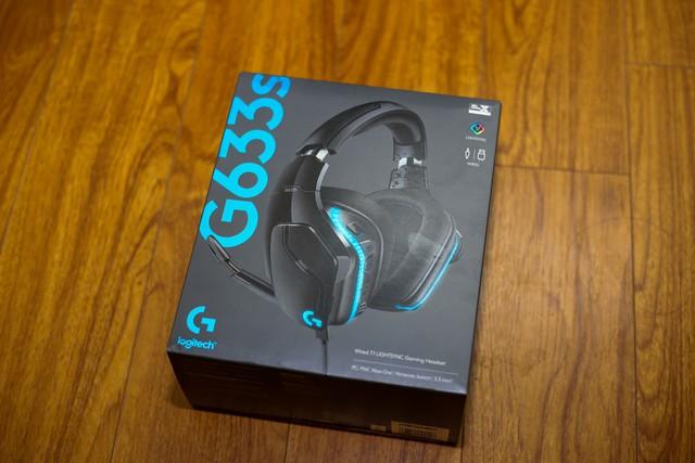 Trải nghiệm Logitech G633s - Một trong những chiếc tai nghe gaming hoàn hảo nhất hiện nay - Ảnh 1.