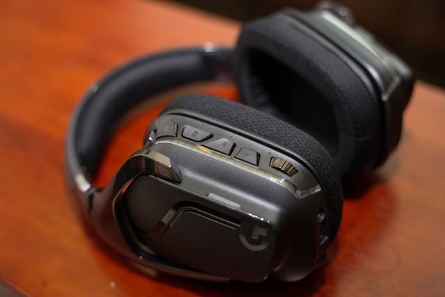 Trải nghiệm Logitech G633s - Một trong những chiếc tai nghe gaming hoàn hảo nhất hiện nay - Ảnh 6.