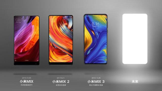 Xiaomi Mi MIX 4 lộ diện dưới tên mã Hercules, chip Snapdragon 855, 3 camera sau, cảm biến vân tay trong màn hình - Ảnh 1.
