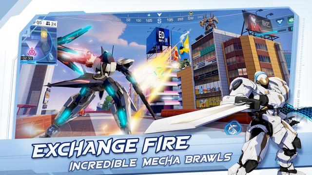 Game bắn súng hoạt họa tuyệt vời Super Mecha Champions sắp mở cửa thử nghiệm - Ảnh 3.