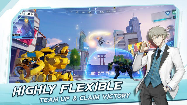 Game bắn súng hoạt họa tuyệt vời Super Mecha Champions sắp mở cửa thử nghiệm - Ảnh 5.