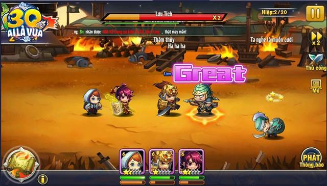 """Vừa vào game đã """"ngã ngửa"""" vì màn đối thoại """"max bựa"""" của Tào Tháo và Chu Du, phải chăng chúng ta đã bị lừa về trận Xích Bích? - Ảnh 4."""