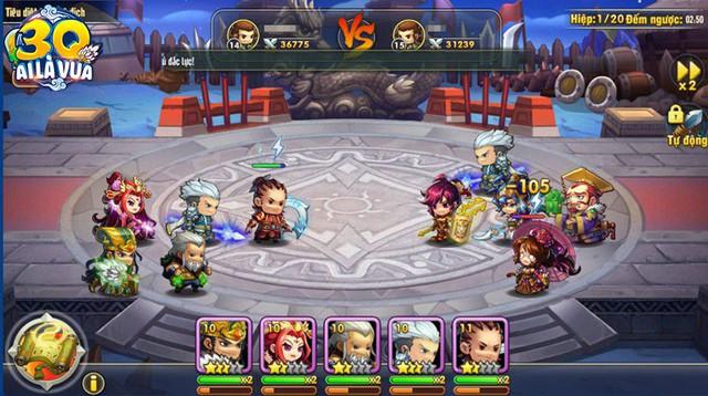 """Vừa vào game đã """"ngã ngửa"""" vì màn đối thoại """"max bựa"""" của Tào Tháo và Chu Du, phải chăng chúng ta đã bị lừa về trận Xích Bích? - Ảnh 5."""