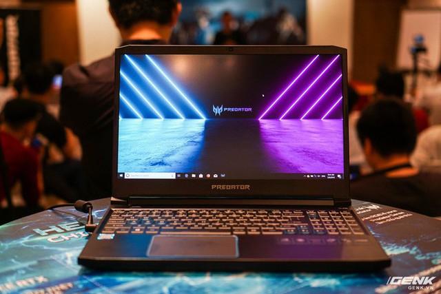 Ảnh thực tế loạt laptop gaming mới của Acer: Predator Helios 700 có cả cơ chế bàn phím trượt - Ảnh 6.