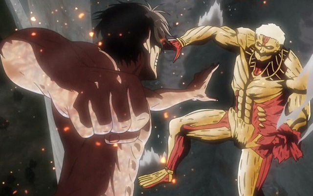 Attack on Titan mùa 3 phần 2: Hé lộ sức mạnh mới của Titan Thiết Giáp, đối thủ khó nhằn của Eren Yeager - Ảnh 2.