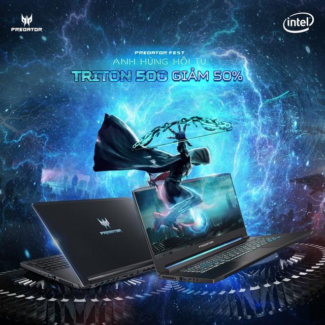 Predator Fest 2019 – Anh Hùng Hội Tụ: Sự kiện lớn nhất trong năm của Acer với hàng ngàn phần quà hấp dẫn đang chờ đợi game thủ Việt - Ảnh 2.