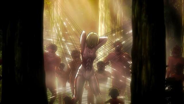 Attack on Titan: Luận bàn về khả năng của Titan Hình Nữ so với các Titan Shifter khác - Ảnh 5.