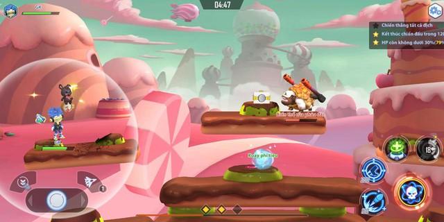 Trải nghiệm GunPow 3D ngày thử nghiệm: Game bắn súng tọa độ kiểu hành động siêu hay, siêu mượt, siêu thú vị - Ảnh 4.