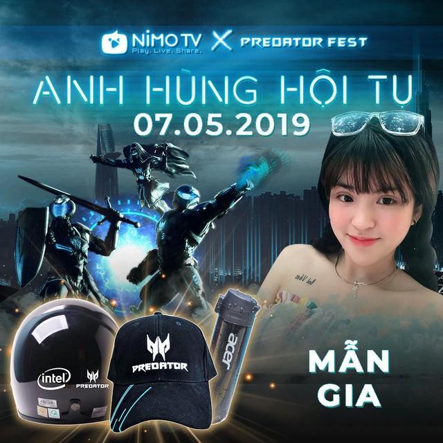 Predator Fest 2019 – Anh Hùng Hội Tụ: Sự kiện lớn nhất trong năm của Acer với hàng ngàn phần quà hấp dẫn đang chờ đợi game thủ Việt - Ảnh 5.