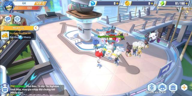 Trải nghiệm GunPow 3D ngày thử nghiệm: Game bắn súng tọa độ kiểu hành động siêu hay, siêu mượt, siêu thú vị - Ảnh 7.