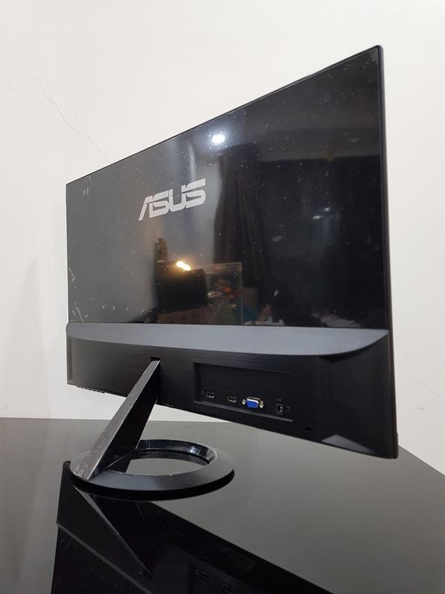 Đập hộp màn hình Asus VZ279H: màn hình giải trí siêu thời trang, chơi game, xem phim, lướt web đều ổn - Ảnh 4.