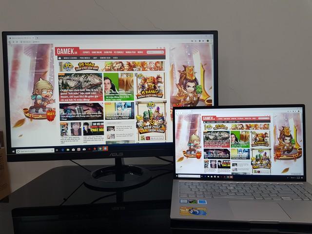 Đập hộp màn hình Asus VZ279H: màn hình giải trí siêu thời trang, chơi game, xem phim, lướt web đều ổn - Ảnh 2.